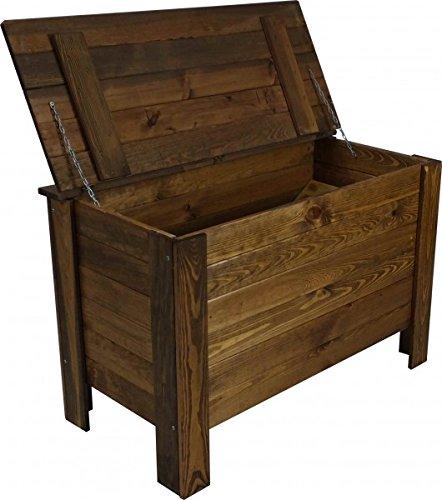 Wurm Caja de gusano Box - Baúl de madera - para cocina ...