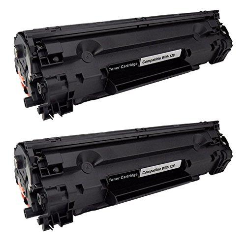 Do it Wiser Compatible Black Toner Cartridges for Canon i...