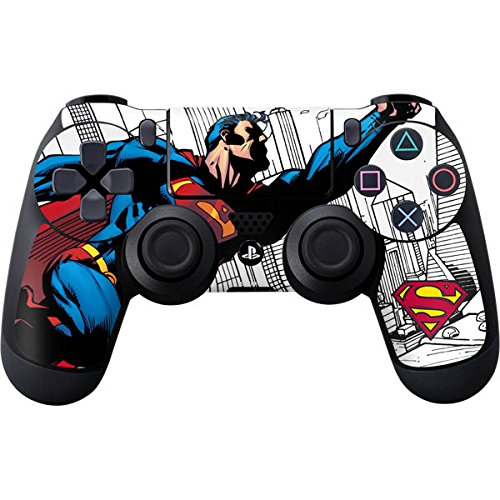DC Comics Superman PS4 Controller Skin - Flying Superman