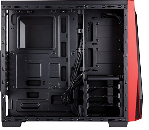 Corsair Carbide SPEC-04 Mid-Tower Gaming Case- Red by Corsair (Image #5)