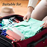 Boao 2 Pcs Travel Toothbrush Case 3 in 1 Toothpaste Travel Case Holder Toothbrush Storage Box Plastic Toothbrush Carrier Container Case for Travel Business Home Camping School Supplies