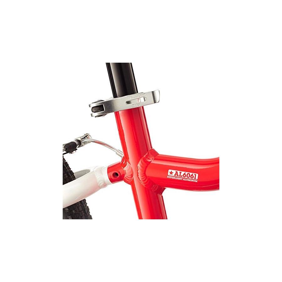 "WOOM BIKES USA Woom 4 Pedal Bike 20"", 8 speed, Ages 6 to 8 Years"