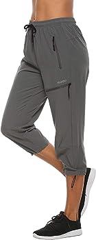 MOCOLY Women's Cargo Hiking Pants