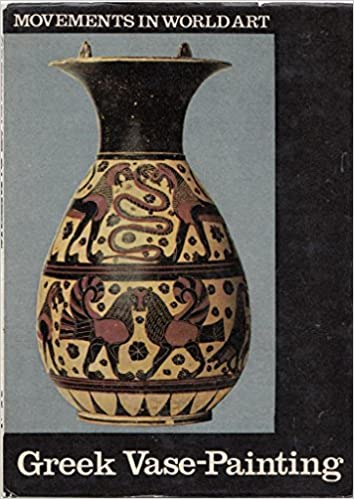 Greek Vase Painting Movements In World Art Series H Neumayer
