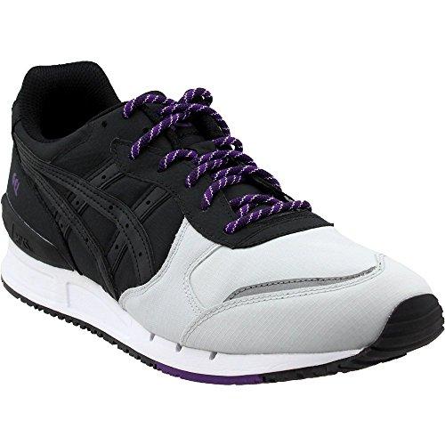 ASICS Gel Classic Retro Running Shoe, Black/Black, 10 M US by ASICS