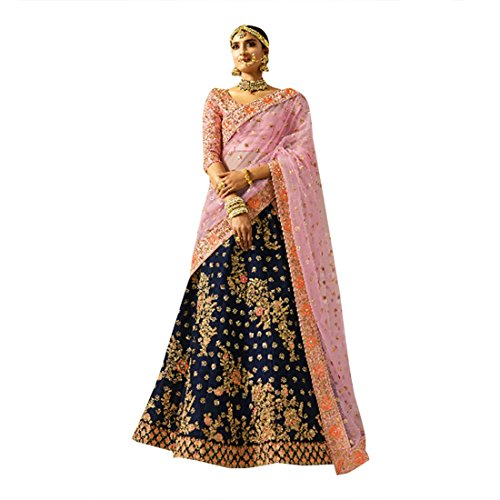 Wedding Bollywood Designer Bridal Collection Lehenga Choli Dupatta Custom to Measure Muslim 973 by ETHNIC EMPORIUM (Image #5)