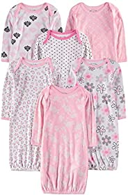 Wan-A-Beez Baby Boys' and Girls' 3 Pack Print
