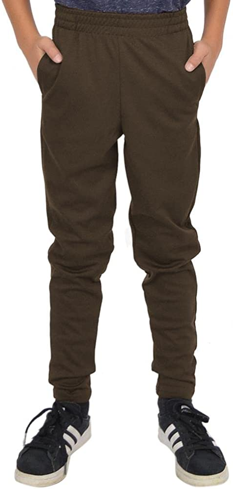 Stretch is Comfort Boys and Mens Slim Fit Jogger Play Pant