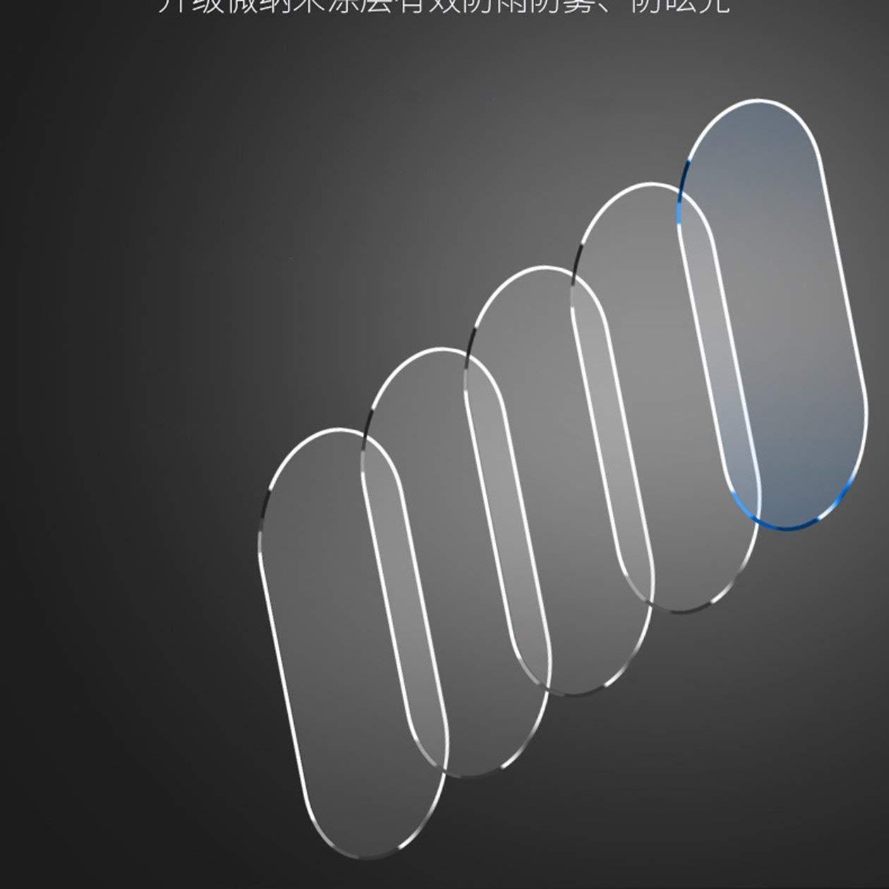 colore: trasparente Specchietto retrovisore auto Pellicola protettiva Pellicola antinebbia Trasparente antipioggia Specchietto retrovisore Pellicola protettiva Pellicola Accessori auto