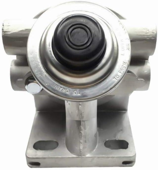Luminiu Kraftstofffilter Bagger-Teile f/ür Volvo 210 Dieselfiltersitz R90P Dieselfiltersitz-Handpumpe