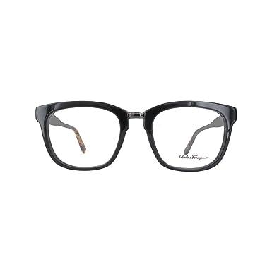 79f5575812 Amazon.com  Salvatore Ferragamo SF2785 006 Black Tortoise Optical ...