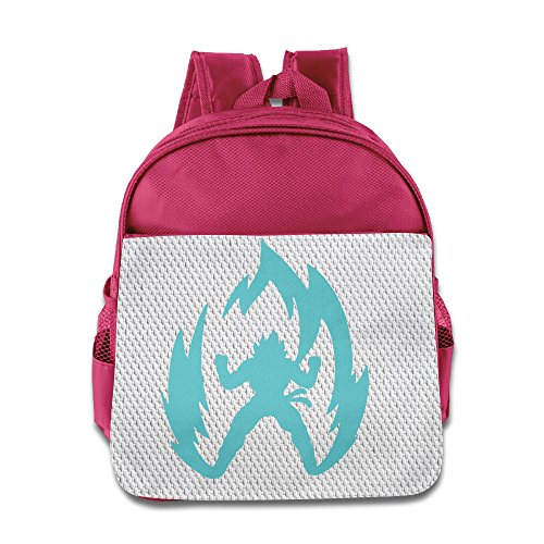 Cool Goku Gragon Ball Z Kame School Toddler Backpack Boys Girls Bags