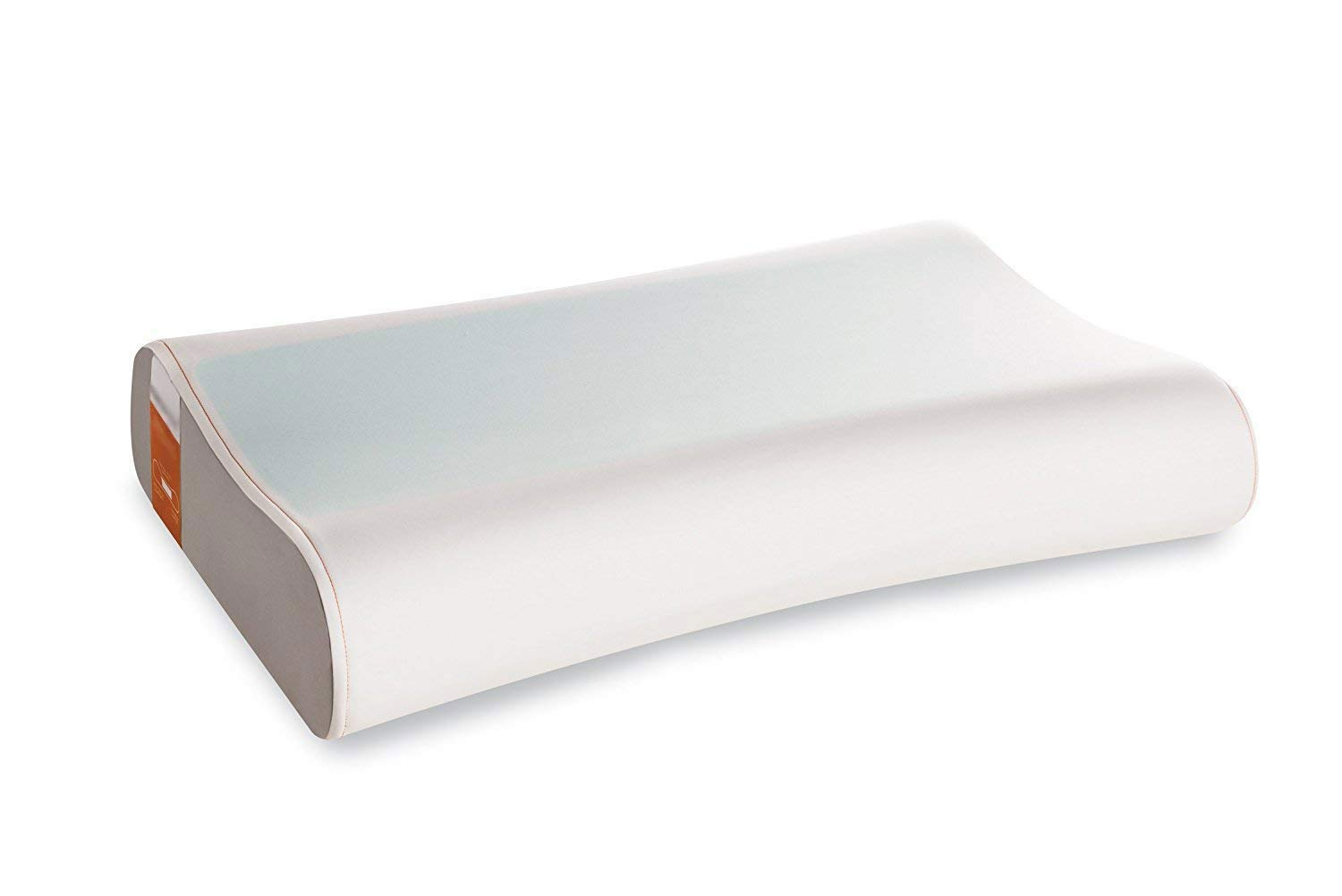SUXIU Bed Pillow -Side Sleeper Low loft and Ergonomic Latex Pillow (Size : Breeze Side-to-Side)
