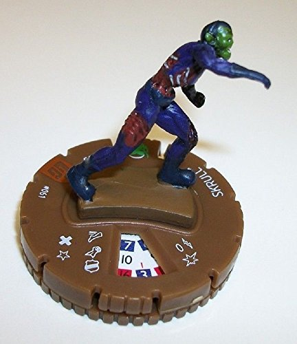 Heroclix Guardians of the Galaxy Skrull #061 SR Super for sale  Delivered anywhere in USA