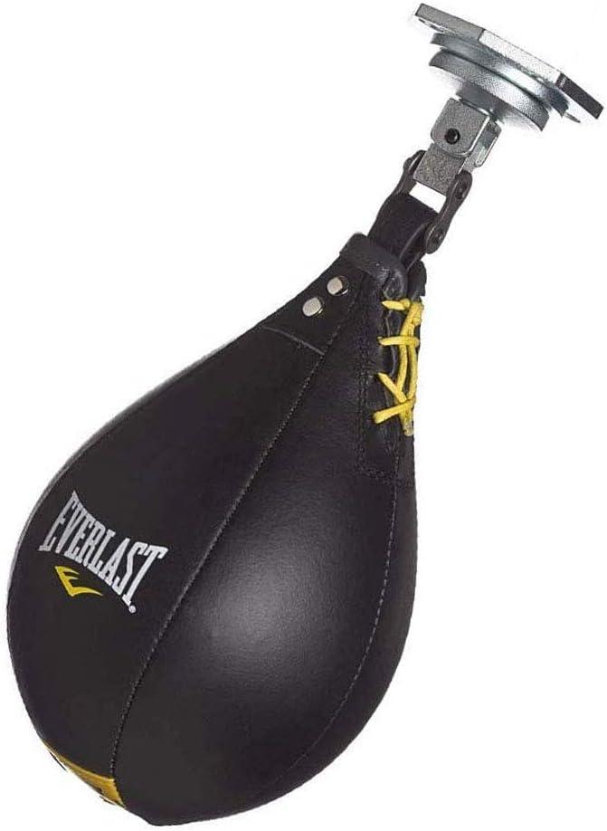 Everlast Speed Bag 9X6 Black Medium 4241