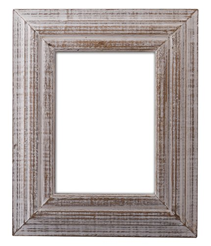 PRIME DEALS TODAY – 4×6 Photo Picture Frames / Stand – Handmade Mango Wood Shabby Chic Frame – UNIQUE Table Decorations for Office / Living Room / Bed…