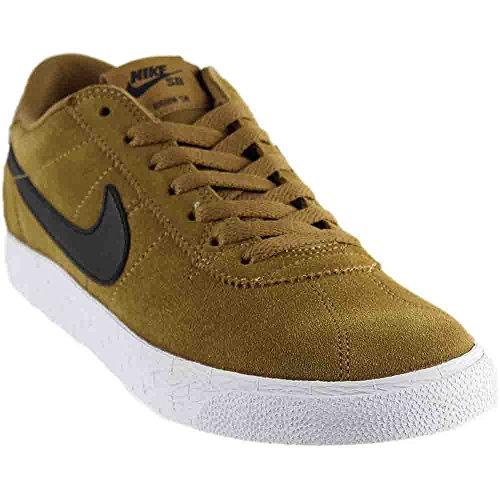 62b3ee322e19 ... Tumbled  biggest discount ccbcc 5509e Nike Mens SB Bruin Zoom Prm SE  Golden BeigeBlackWhiteBlack Skate Shoe 11 ...