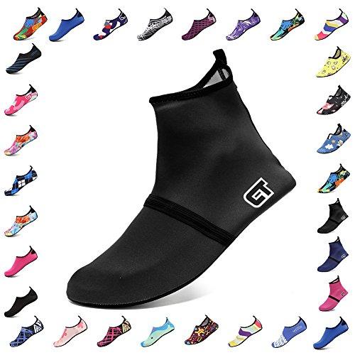3 Surf Water Anti Men Shoes Beach slip Mutifunctional Aqua for black Women Pool Socks Quick Dry Yoga FANTINY UqwRWHaH