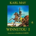 Winnetou I Audiobook by Karl May Narrated by Karlheinz Gabor