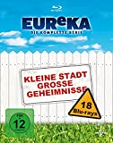 Eureka - The Complete Series [Blu-ray] German Packaging, English is a language option.