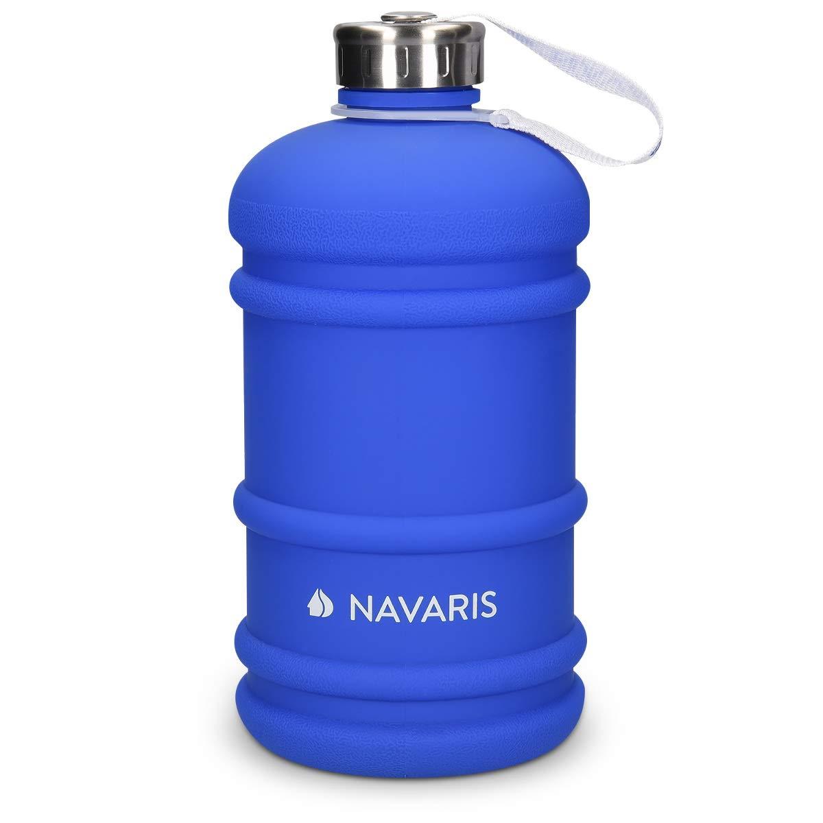 Amazon.com: Navaris - Botella de agua (2,2 L, XXL, sin BPA ...