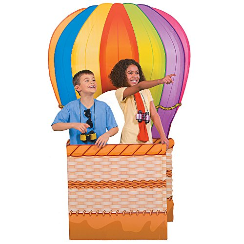 hot air balloon basket - 4