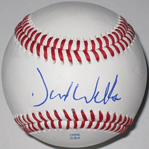 (David Wells, New York Yankees, Red Sox, Blue Jays, Signed, Autographed, Baseball, a Coa with the Proof Photo of David Signing Will Be Included )