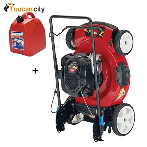 Toucan City Toro Recycler 22