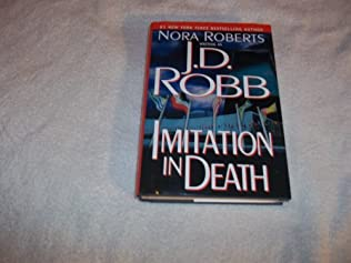 book cover of Imitation in Death