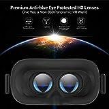 DESTEK V5 VR Headset, 110°FOV Anti-Blue Light