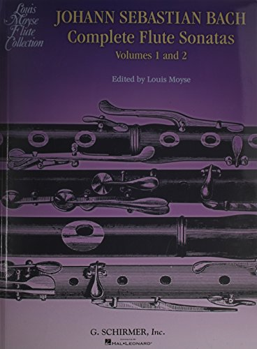 Complete Sonatas for Flute Volumes 1 & 2 ()