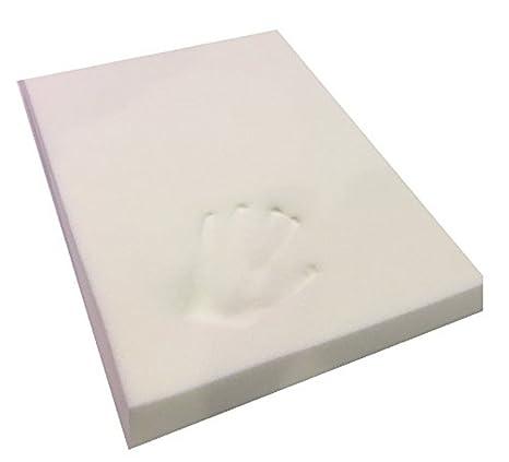 Memory Foam off-cut para perro camas y cojines – 90 cmx120cmx10 cm (35