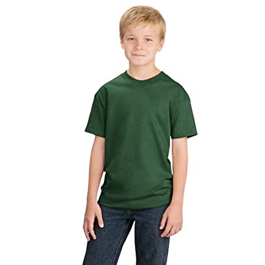 c9c64b9fa Star and Stripes Kids T Shirt, 100% Cotton Plain Children Bottle 12/13 yrs:  Amazon.co.uk: Clothing