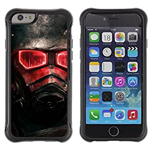 Lady Case@ Music Soldier Rugged Hybrid Armor Slim Protection Case Cover Shell For iphone 6 6S CASE Cover ,iphone 6 4.7 case,iphone 6 cover ,Cases for iphone 6S 4.7