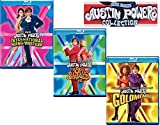 Austin Powers Collection (International Man of Mystery / The Spy Who Shagged Me / Goldmember) [Blu-ray] (Includes all 3 Austin Powers Movies)
