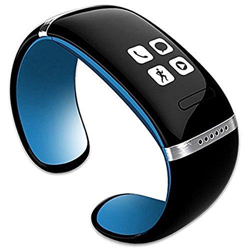 Ivishow%C2%AE Bluetooth Bracelet Wristwatch Digital product image