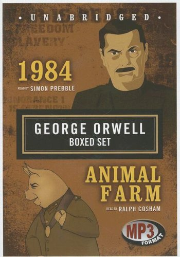 comparison of 1984 and animal farm Since the year 1984, at least 13 chinese translations of 1984 have been  published both it and orwell's animal farm also have been translated.