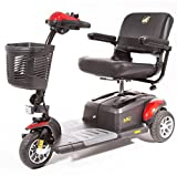 BUZZAROUND EX Extreme 3-Wheel Heavy Duty Long Range Travel Scooter GB118 + 3-Yrs In Home Extended Labor Warranty by Golden Technologies
