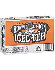 Brookvale Union Vodka & Peach Iced Tea Case 24 x 330mL Can