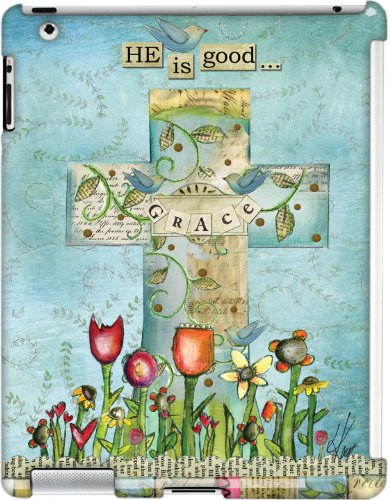 Lang Grace Snap on Case for Ipad 2-4G from Lisa Kaus - Carrying Case - Retail Packaging - - Lang Grace