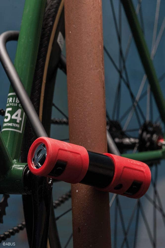 Abus Unisex - Adulto 440A/170HB230 USH Alarma Candado de Bicicleta ...