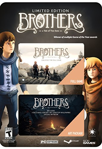 Brothers: A Tale of Two Sons Windows 71501826