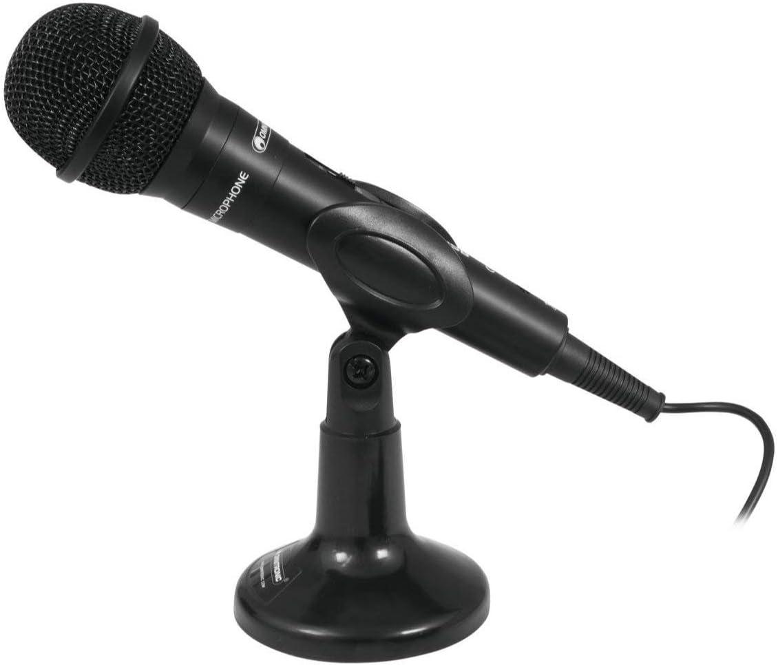 Omnitronic 13000419 M 22 Usb Dynamisches Mikrofon Elektronik