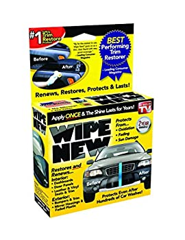 Wipe New Trim Restorer - 6 Pack