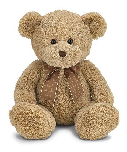 Bearington Benson Plush Stuffed Animal Teddy Bear, Brown 17