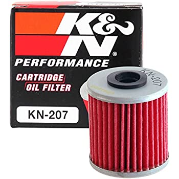 Amazon.com: Caltric 3-PACK Oil Filter Fits KAWASAKI KX-250 KX250F ...