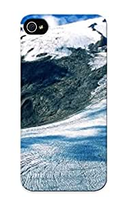Slim Fit Tpu Protector Shock Absorbent Bumper Schlaten Glacier, Hohe Tauern National Park, Austria Case For Iphone 5/5s
