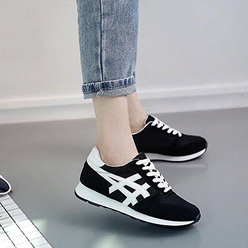 GUNAINDMX   Schuhes/Schuhes/Schuhes/Schuhes/All-Match/Spring/Winter/Running Schuhes 805 schwarz