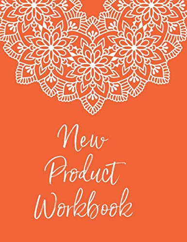 New Product Workbook: Product development workbook for makers, Etsy sellers, handmade sellers, creative e-commerce  online businesses, craft and ... Gift for Etsy sellers and handmade craft
