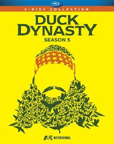 Blu-ray : Duck Dynasty: Season 5 (2 Pack, Digital Theater System, Subtitled, Widescreen)